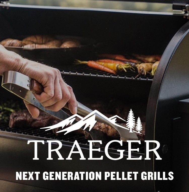 Shop Traeger Grills at Tahlequah Lumber