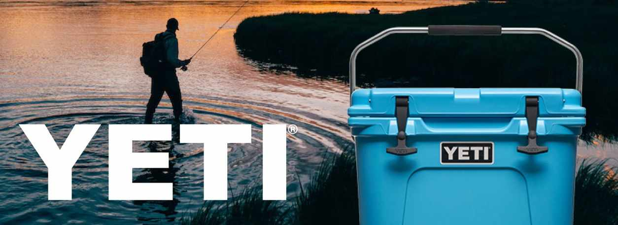 More about Yeti coolers at Tahlequah Lumber