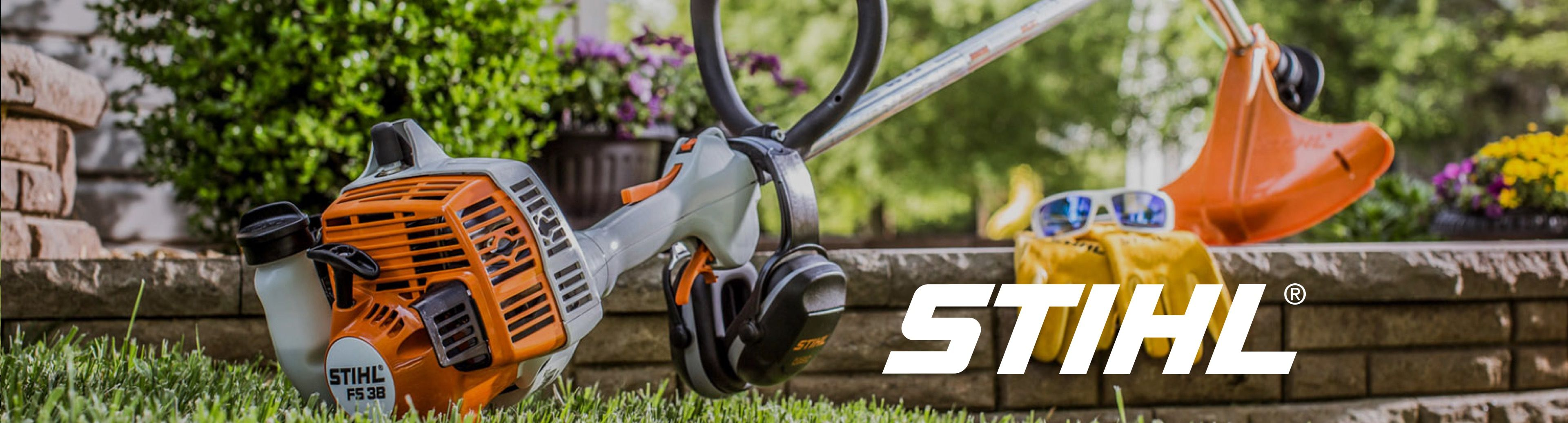 More about Stihl power equipment at Tahlequah Lumber