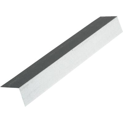 NorWesco A 2 In. X 2 In. Galvanized Steel Roof & Drip Edge Flashing