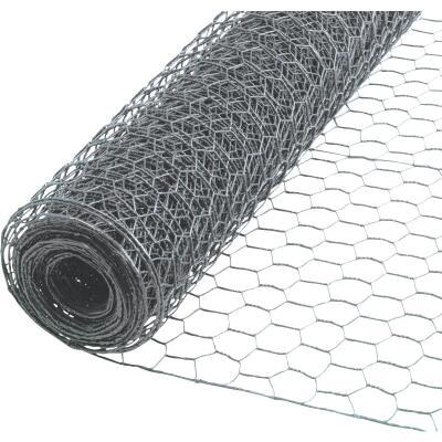 Do it 1 In. x 36 In. H. x 25 Ft. L. Hexagonal Wire Poultry Netting