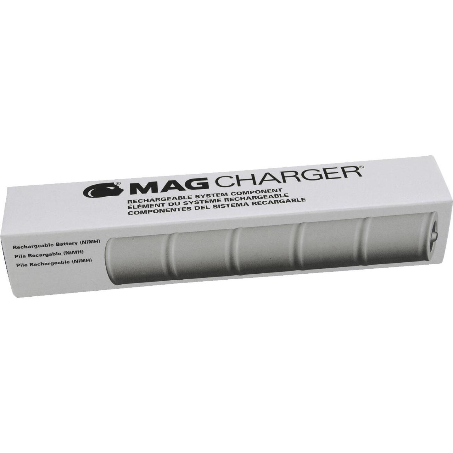 Maglite 6V NiMH Rechargeable Flashlight Battery Image 1